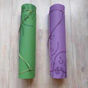 2 x Yogamat TPE