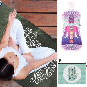 Aqua-licious Yogaset Tree of Life