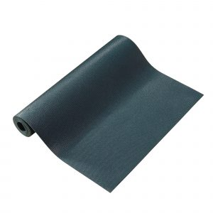 DOMYOS Yogamat Essential 4 mm donkergroen