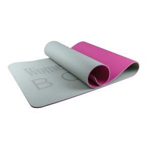 Women's Health Gym Mat - Fitnessmat - Yogamat -173 x 61 x 0