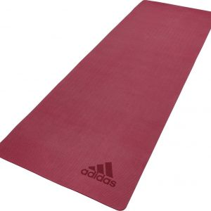 Adidas Premium yoga mat 5 mm mystery ruby