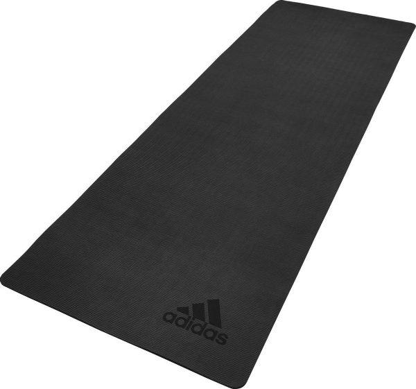 Adidas Premium yoga mat 5 mm zwart