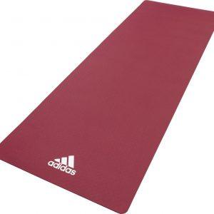 Adidas yoga mat 8mm mystery ruby