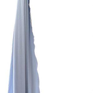 Aerial Yoga Doek - IJsblauw