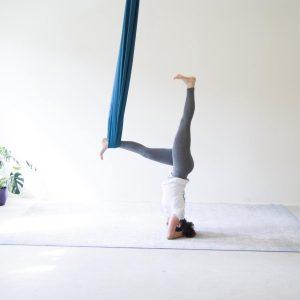 Aerial Yoga Doek - Mint