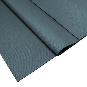 Balans yoga mat Antracite - 185 x 66 x 0,4 cm - Yoga Topper