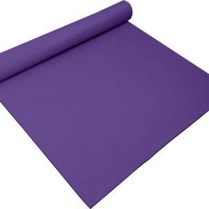 Balans yoga mat Paars - 185 x 66 x 0,4 cm - Yoga Topper