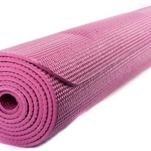 Basic Yogamat - Roze