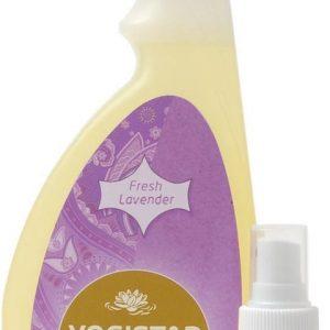 Bio yogamatten-reiniger - Fresh Lavender 500 ml Wasmiddel YOGISTAR