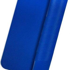 BranchSeven Natuurrubber Yogamat - blauw 60x185cm
