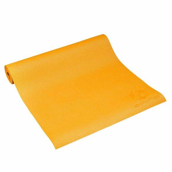 #DoYourYoga Yogamat met Memory schuim van ECO PVC - Kirana - de mat is duurzaam en slijtvast - 183 x 61 x 0,4 cm - Kerrie