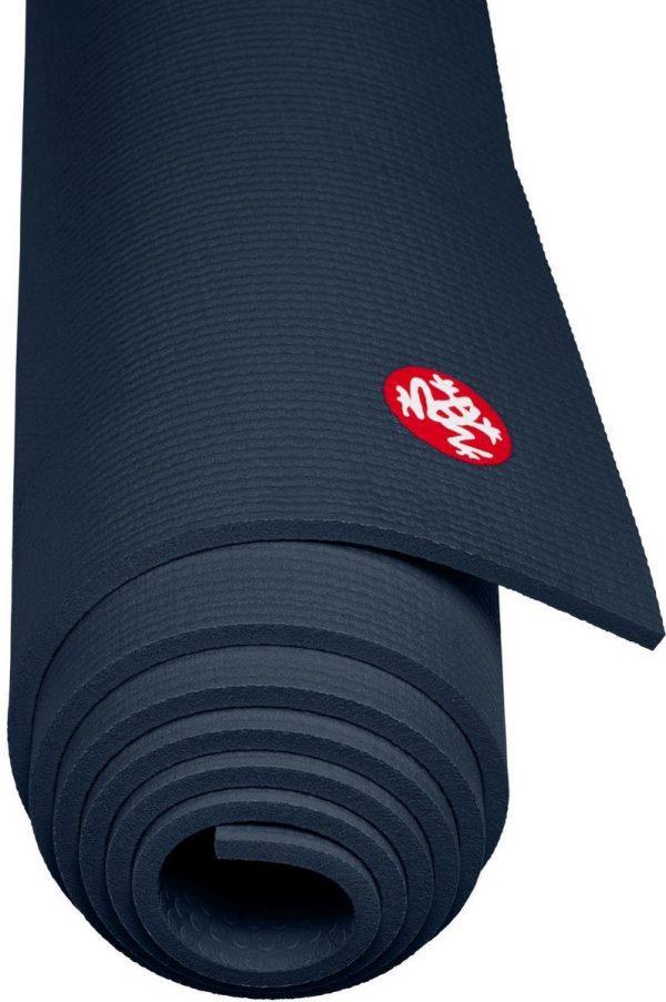 Manduka PRO Yogamat - Midnight - Extra lang 215 cm
