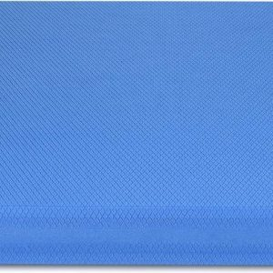 Nava® - Foam Balance Pad - Yoga Fitness Oefenmat Dik Antislip Groot Stabiliteitskussen 50 x 39 x 6,5 cm