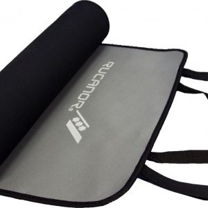 Rucanor Yogamat - 185 cm x 61 cm x 0,35 cm - Zwart