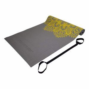 Tunturi PVC Yogamat - Fitnessmat - 182 x 61 x 0