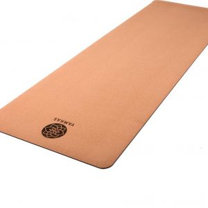 Yamkas Yoga Mat Kurk/Rubber