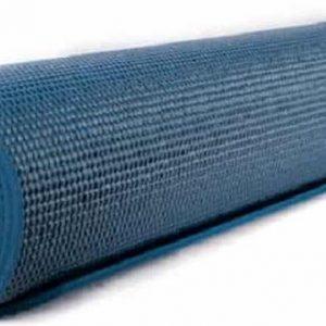Yogi & Yogini Yogamat PVC Indigo 5 mm - 183 x 61 cm
