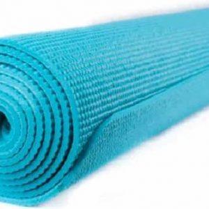 Yogi & Yogini Yogamat PVC Turquoise - 183 x 61 x 0.5 cm