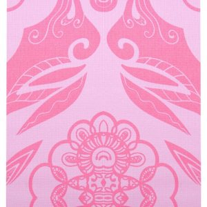 Yogistar Yogamat basic art collection etnic rose