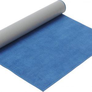 Yogistar Yogamat hot yoga blue