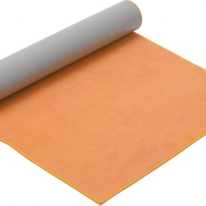 Yogistar Yogamat hot yoga mango