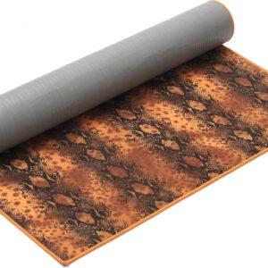 Yogistar Yogamat hot yoga wild Anaconda Print