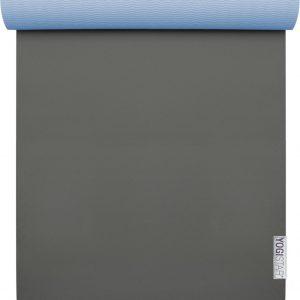 Yogistar Yogamat pro - Antraciet/Lichtblauw