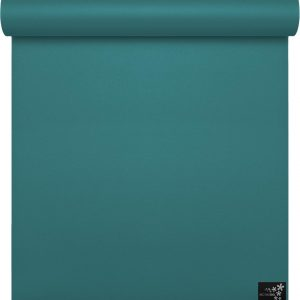 Yogistar Yogamat sun - 4 mm petrol green