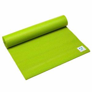 #DoYourYoga Anti-slip ECO PVC Yogamat - Annapurna Comfort - goede grip, is duurzaam en slijtvast - 183 x 61 x 0,5 cm - groen