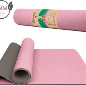 NINN Sports yogamat van hoge kwaliteit - Yogamat dik - antislip - premium kwaliteit