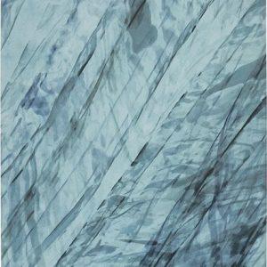 yogigo flow reis yoga mat van rubber en microfiber ice blue | Eco-Vriendelijk |178cm x 61cm x 1.5mm