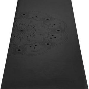 CAPITAL SPORTS Ojas Elite Yogamat - Fitness mat 183 x 0,4 x 61 cm - anti-slip - oprolbaar - natuurrubber - biologisch & hygienisch - Incl. draagtas met schouderriem