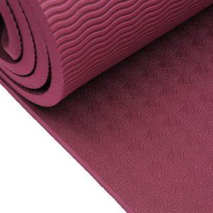 Yogistar Yoga mat pro - bordeaux