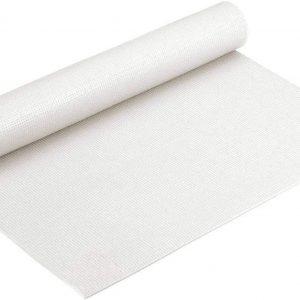 #DoYourYoga Anti-slip ECO PVC Yogamat - Annapurna Comfort - goede grip, is duurzaam en slijtvast - 183 x 61 x 0,5 cm - wit