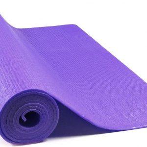 JAP Sports - Yogamat - Anti slip sportmat - Fitness, workout, pilates etc. - Yoga mat ook voor thuis - Zacht en licht - 4mm - Paars