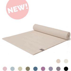 Love Generation ● Yoga Mat ● Fitness Mat ● Zand ● 6 mm Dik