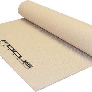 Focus Fitness - Yoga Mat Grijs - Yogamat 173 x 61 x 0.5 cm
