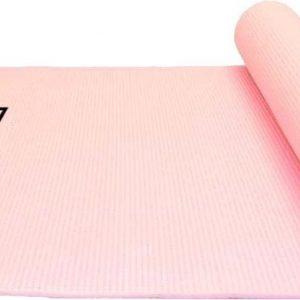 Focus Fitness - Yoga Mat Roze - Yogamat 173 x 61 x 0.5 cm