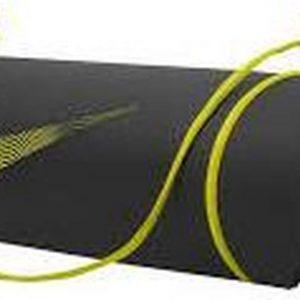Nike Training Mat 2.0 - Fitnessmat - Unisex - One size - Zwart;Geel