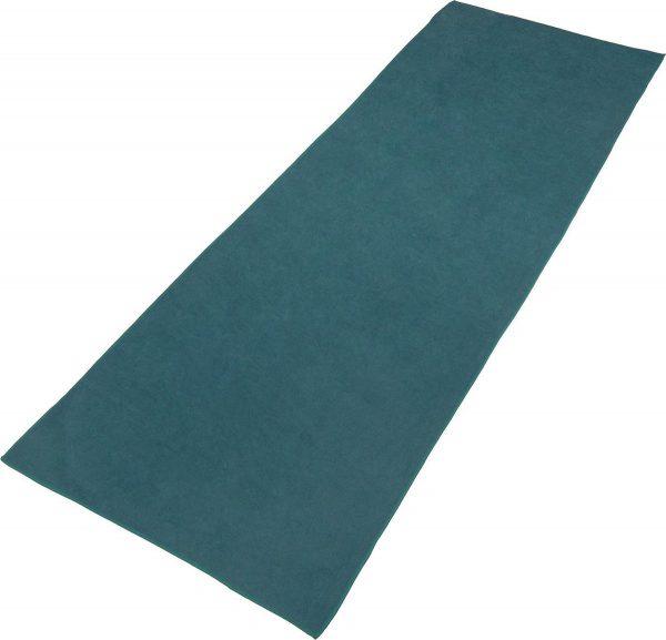 VirtuFit Premium Yogamat Handdoek - 183 x 61 cm - Ocean Green