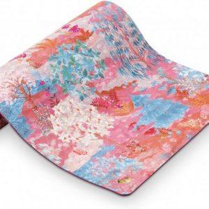 Pip Studio yogamat Aimee pink - 5mm